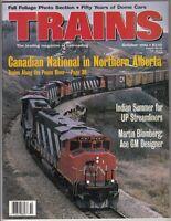 "[43798] ""TRAINS"" MAGAZINE OCTOBER 1994 VOL. 54, No. 10 ""CANADIAN NATIONAL"""