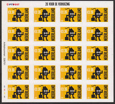 Nederland V2050 Verhuiszegel velletje 2002 postfris/mnh