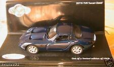 TVR TUSCAN CLOSED 35715 VITESSE 1/43 BLEU BLUE NEW