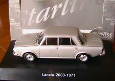 LANCIA 2000 1971 BERLINA GREY ESCOLI STARLINE 509039 1/43 BERLINE GRISE ITALIA