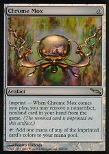Chrome mox foil | nm - | sitiado | Magic mtg