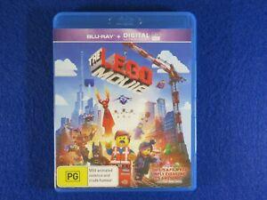 The Lego Movie - Blu Ray - Free Postage !!
