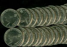 2019-W SAN ANTONIO QUARTER HALF ROLL OF 20 COINS GEM BU Rare *