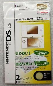 Hori Nintendo DS Lite Screen Protector HDL-01