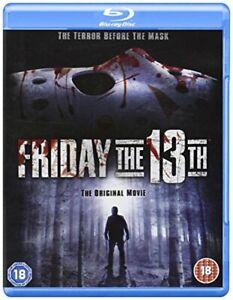 Friday The 13th - The Original [Blu-ray] [1980] [Region Free]