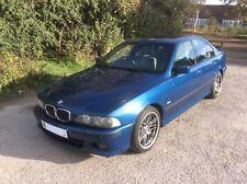 BMW E39 535i M sport auto ---NO RESERVE----