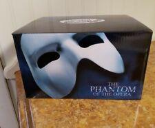 San Francisco Music Box Company Phantom Of The Opera New In Box