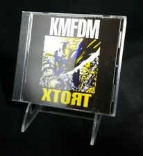 KMFDM - Xtort (CD) 1996, Wax Trax! Records