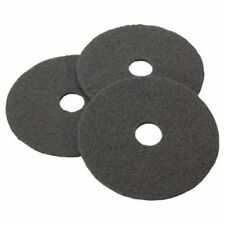 "3M Black 17"" Floor Stripper Pad 7200, 5 Pads (MCO 08379)"