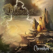 "Altvater ""Chroniken"" CD [MIGHTYSAXONIAN EPIC PAGAN METAL, Equilibrium/Ensiferum]"