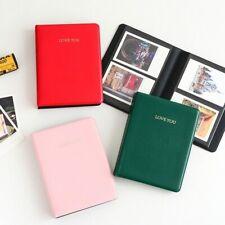 Photo Albums 64 Pockets Photography Albums Mini Instant Picture Case