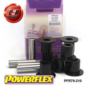 PFR79-210 Powerflex Fits TVR S Series Rear Radius Arm Bushes