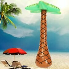Large Inflatable Palm Tree Jungle Toy For Hawaiian Summer Beach Party Decor