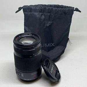 VGC Panasonic Lumix G X Vario 35-100mm f/2.8 Lens for OMD Olympus, Panasonic m43