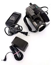 Panasonic PV-L650D VHS-C Camcorder  Charger AV Cable Remote Carrying Bag Battery