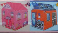 Play Tent >>> Spielhaus in rosa oder blau <<< ab 18 Mon.