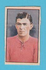 FOOTBALL - SPORT & ADVENTURE - FOOTBALLER CARD -  WHITE  OF  ARSENAL  -  1922
