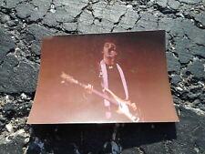Beatles Paul McCartney w/WINGS Private Snapshot Photo 1976 #26 - Rickenbacker