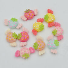 New 20pcs Mix Hand painted resin strawberry Flatback stone scrapbook wedding DIY