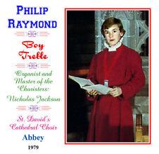 Philip Raymond Boy Soprano/Treble - St. David's Cathedral Choir 1979