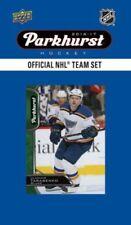 Carte collezionabili hockey su ghiaccio parkhurst