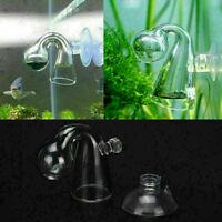 Carbon Dioxide CO2 Monitor Glass Drop Ball Checker Tester PH Indicator Aqua D5R2