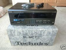 Technics SL-MC7 110-fach CD-Wechlser, in OVP, neuwertig, 2 Jahre Garantie