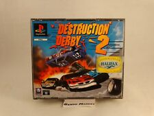 DESTRUCTION DERBY 2 BIG BOX PRIMA STAMPA ITALIANA PS1 PLAYSTATION 1 PAL COMPLETO