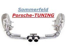 Porsche Carrera 997 + S MK1 Sportauspuff GT3 Style Sport exhaust Muffler