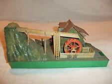 K/4/16 Modelleisenbahn Eisenbahn Modell Spu N TT H0 Haus am Berg mit Wassermühle