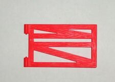 Take Along Thomas the Train Sodor Covered Bridge Red Gate Door Replacement Part