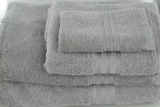 Toalla de baño de baño y albornoces color principal gris