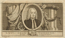 Johannes Thedens, Governor-General of the Dutch East Indies 1741-1743 1763