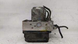 2012-2013 Honda Civic Abs Pump Control Module 105796