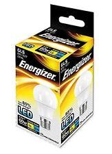 Energizer E27 60w 806 Lúmenes LED Ahorro De Energía Ópalo GLS Rosca Bombilla -