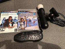 Playstation 3 Move Controller Playstation Eye Camera Sports Champions PS3 PS4