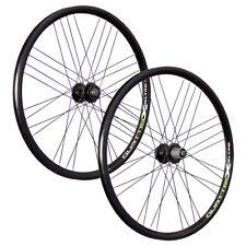 VUELTA 26 pollici set ruote bici Airtec1 JoyTech Disc 6 fori Nirosta 559-21 nero
