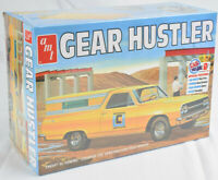 "AMT 1965 Chevy El Camino ""Gear Hustler"" 1:25 Scale Plastic Model Car Kit 1096"