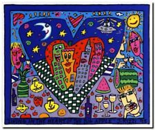 James Rizzi Kunst