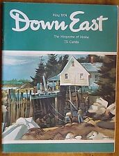 DOWN EAST MAGAZINE~MAY 1974