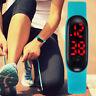 New Run Step Wrist Watch Pedometer Calorie Counter Digital LCD Walking Distance