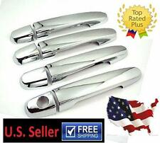 US Mirror Chrome Door Handle Cover Trims For Lexus GS300 350 430 460 RX350 RX300