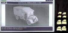 L'Arsenal Models 1/700 AUSTIN K2 AMBULANCE (10) Resin Set