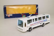Corgi 769; Plaxton Paramount Coach; National Express, Rapide; Very Good Boxed