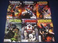 Venom: Space Knight 1-13, Variant 1 & Venom 150 Spider-Man Flash Thompson Marvel