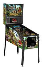 NIB Jurassic Park Pro Pinball Machine Authorized Stern Dealer