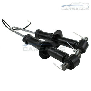2X For Cadillac Escalade GMC Yukon Tahoe Front Air Suspension Electric Strut