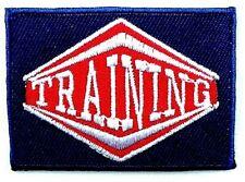 Applikation zum Aufbügeln Bügelbild 1-129    Training