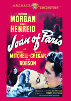 Joan of Paris [New DVD] Manufactured On Demand, Black & White, Full Frame