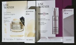 Lise Watier: Perfexion Anti-Aging Corrector  & Age Control Supreme Cream 2 X3 Ml